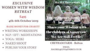 Women of Wisdom Retreat Schedule