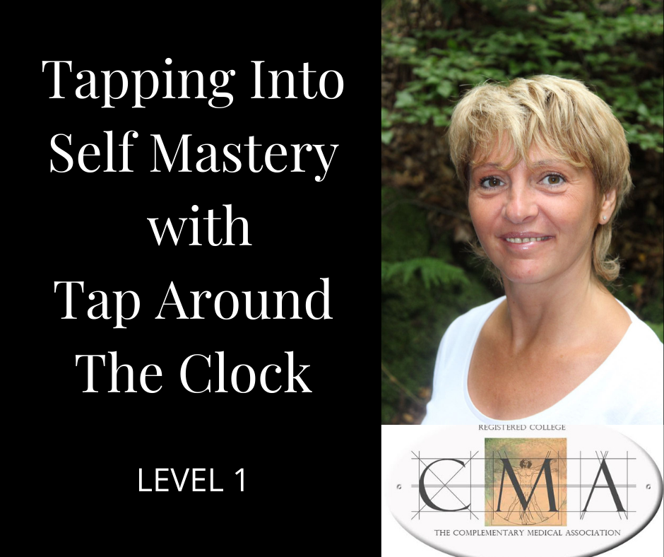 Welcome to Level I – Tap Around The Clock – Tapping Into Self Mastery